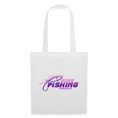 GONE-FISHING (2022) DEEPSEA/LAKE BOAT P-COLLECTION - Tote Bag