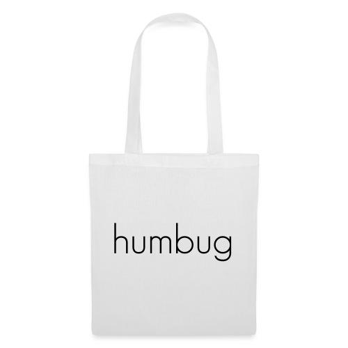 humbug - Stoffbeutel