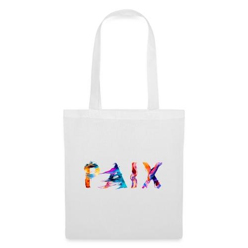 Paix - Tote Bag