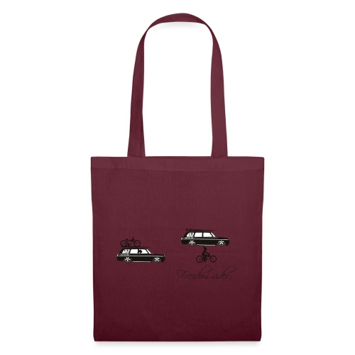 freedom rider - Tote Bag