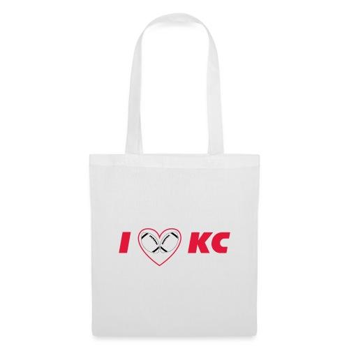 I love KC - Stoffbeutel