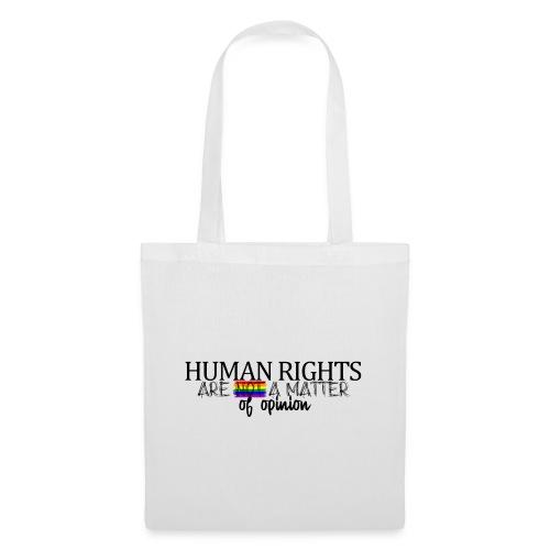 Huma rights - Bolsa de tela