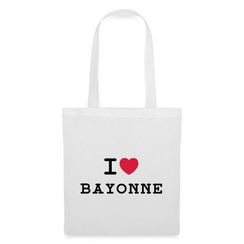 ilovebayonne - Sac en tissu