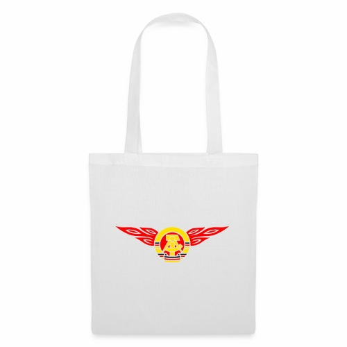 GDR flames crest 3c - Tote Bag