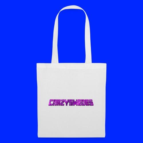 CrazySwedes PurpleThunder - Tygväska