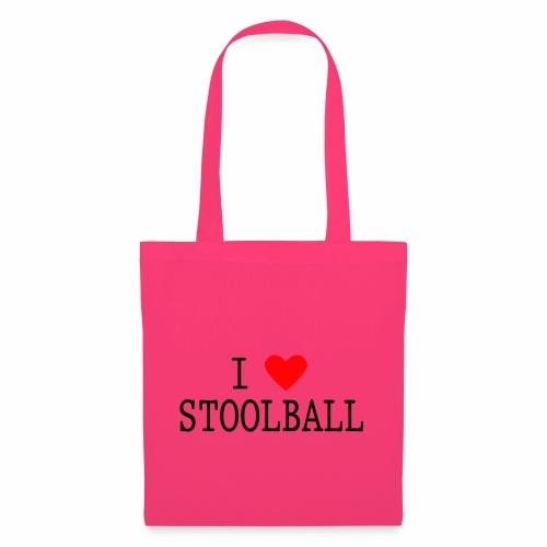 I Love Stoolball - Tote Bag
