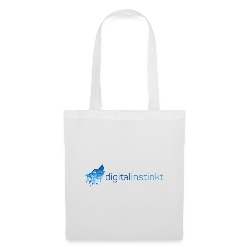 digitalinstinkt® Logo - Stoffbeutel