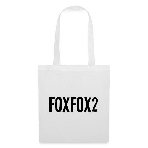 FoxFox | Text - Borsa di stoffa
