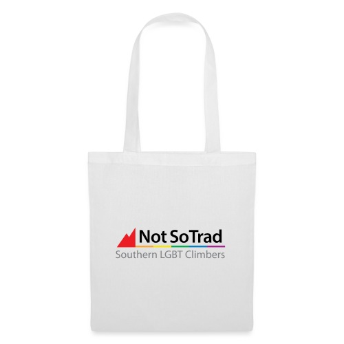 NST_Logo_WithStrap - Tote Bag