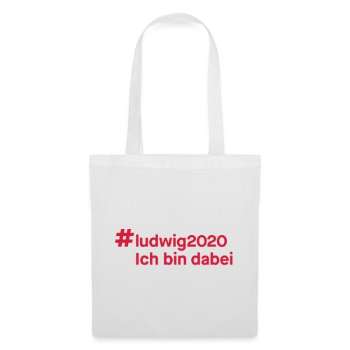 #ludwig2020 - Stoffbeutel