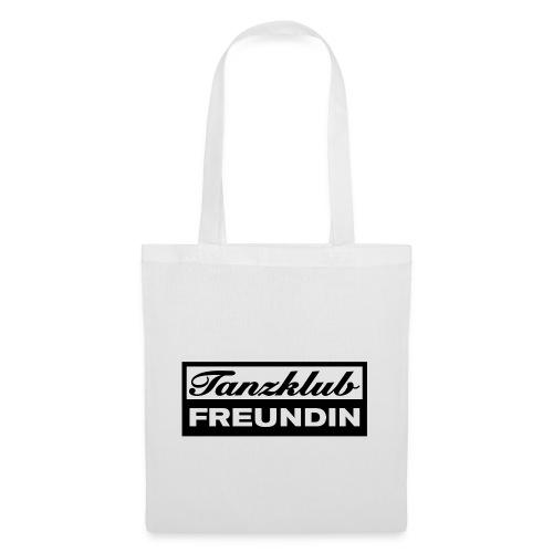 freundin - Stoffbeutel