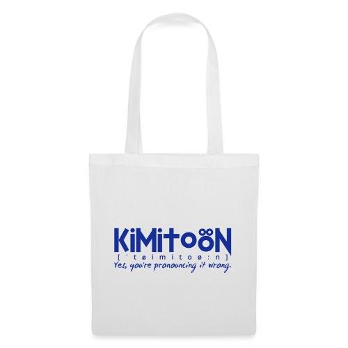 Kimitoön: yes, you're pronouncing it wrong (blå) - Kangaskassi