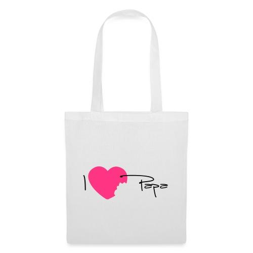 I love Papa 13 Vecto - Tote Bag