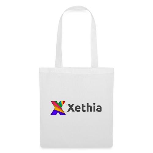 Xethia Logo - Tygväska