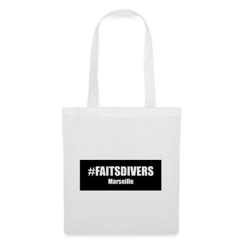 logofaitsdivers_2 - Tote Bag