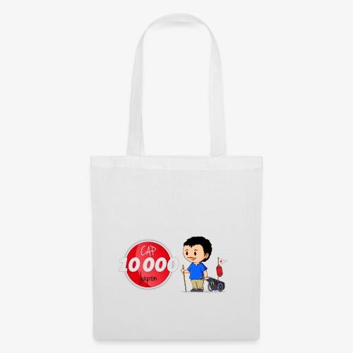 Logo Cap 10 000 Japon - Tote Bag