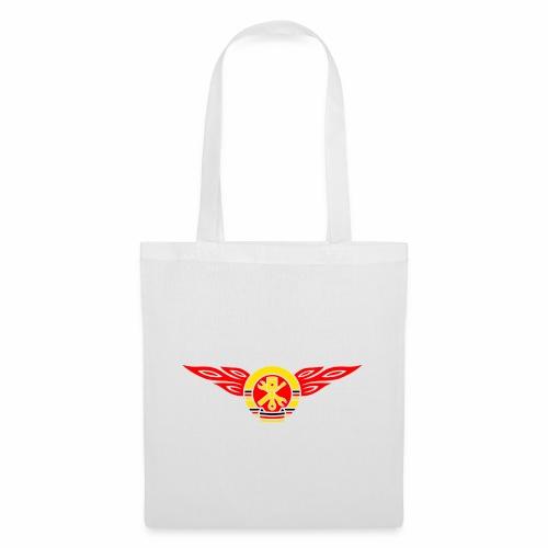 Car flames crest 3c - Tote Bag