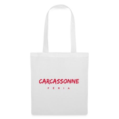 Carcassonne - féria - Sac en tissu