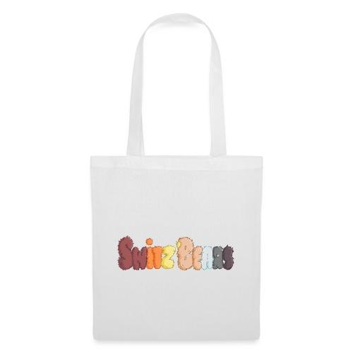 Switz'Bears logo lettre poilue - Sac en tissu