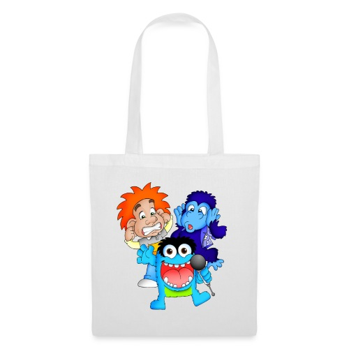 Characters png - Tote Bag