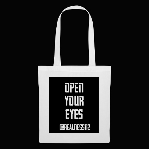 Open Your Eyes!!! Truth T-Shirts!!! #OpenYourEyes - Tote Bag
