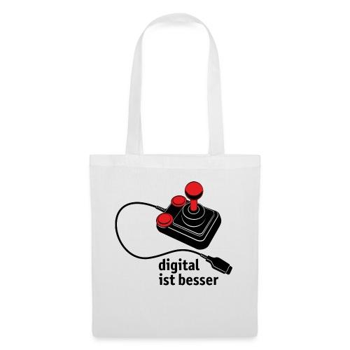 digitaljoystick - Stoffbeutel