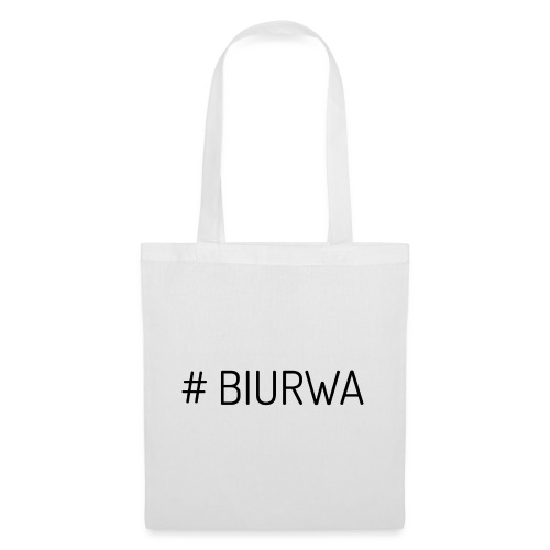 #Biurwa - Torba materiałowa