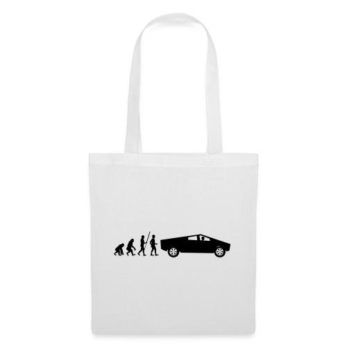 cyber camion évolution - Tote Bag