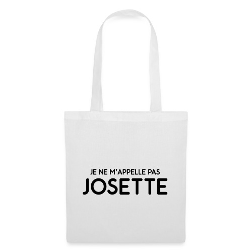 Josette - Sac en tissu