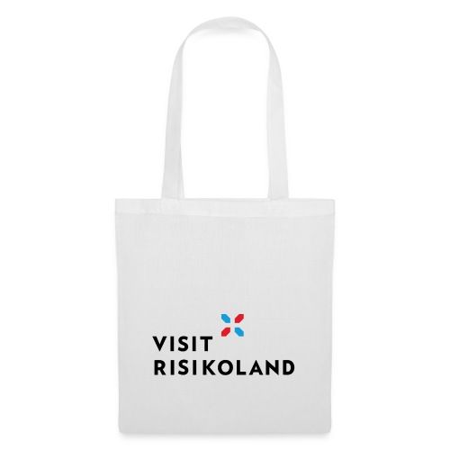 Visit Risikoland- Let's make it happen - Stoffbeutel