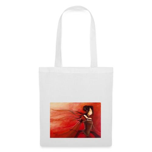 pourpre puzzle - Tote Bag