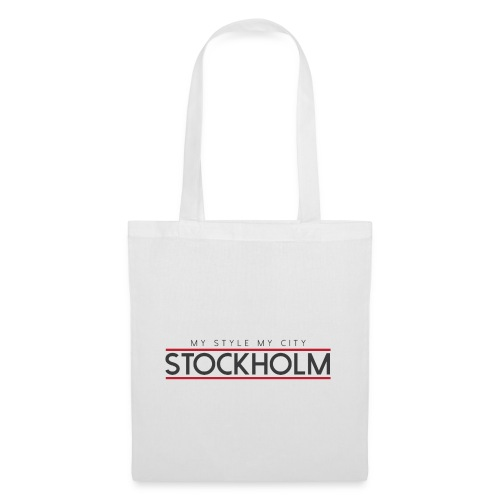 MY STYLE MY CITY STOCKHOLM - Tote Bag
