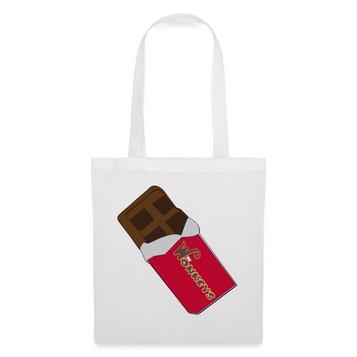 The Wonkeys Chocolate Edition - Borsa di stoffa