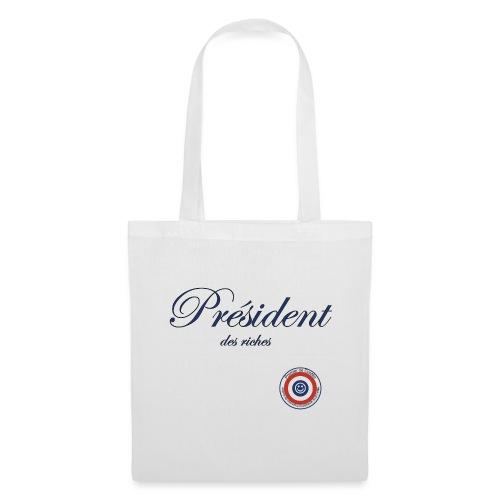 Président des riches - Tote Bag
