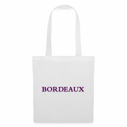 Bordeaux violet - Tote Bag