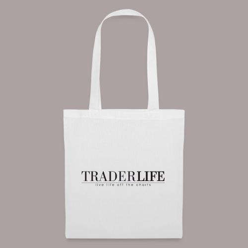 TraderLife Logo Black - Tote Bag