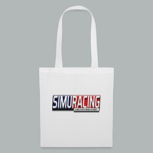 logo Simuracing - Sac en tissu