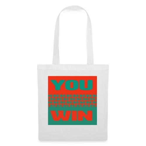 you win 5 - Tote Bag