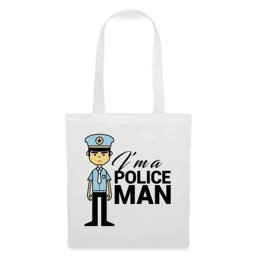 POLICEMAN - Borsa di stoffa