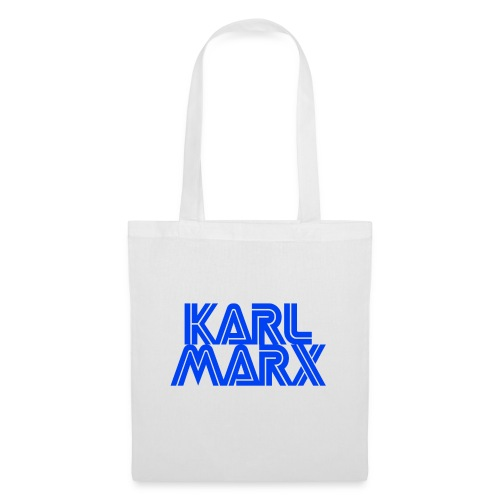 Karl Marx Logo - Borsa di stoffa
