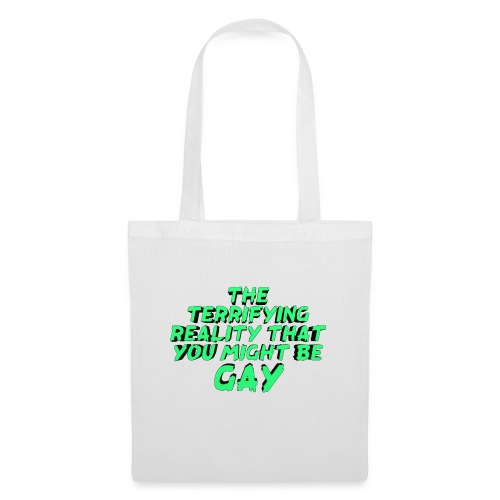 Scariest Things: The Gay Realisation - Tote Bag