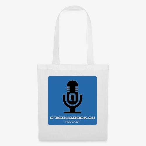 Grischabock Podcast - Stoffbeutel