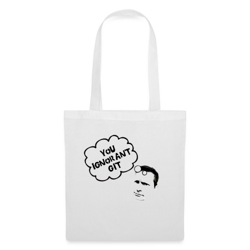 Ignorant Git - Tote Bag