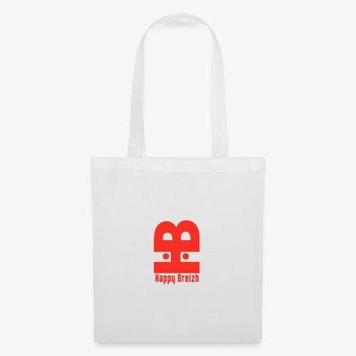 happy breizh logo - Sac en tissu