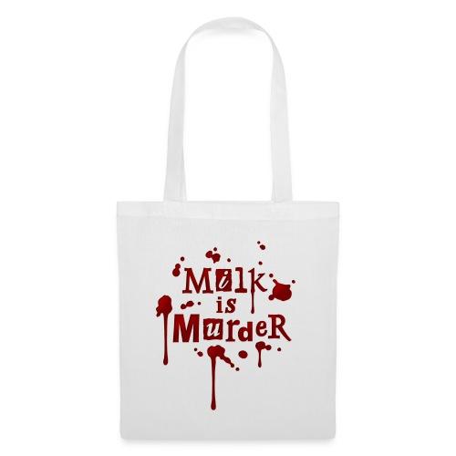 01_t_milkismurder - Stoffbeutel