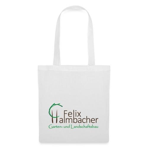 Halmbacher Logo - Stoffbeutel