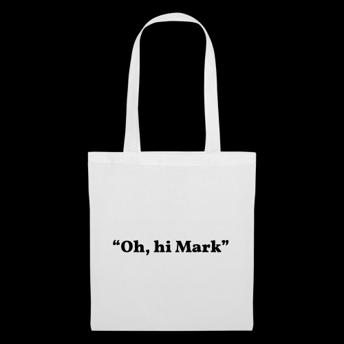 Oh, Hi Mark Room movie quote - Tote Bag