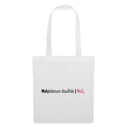 Molybdenum Disulfide - Tote Bag