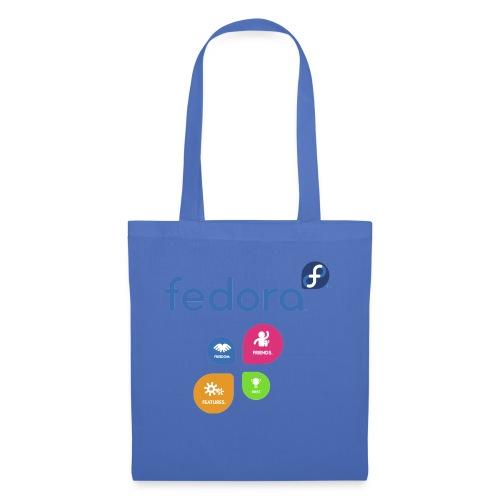 fedora 4f - Tote Bag