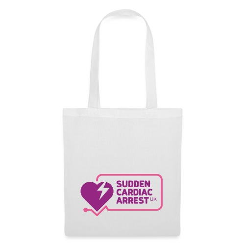 SCA UK Purple Logo - Tote Bag